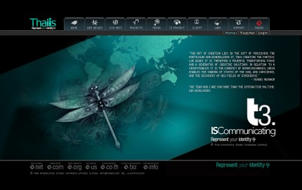 IS-Communicating (ThaiiS T.3)