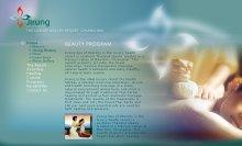 Jirung Spa Website