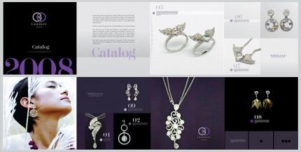 Catalog Design โกลเดอรี่