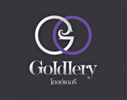 Logo Design <!--:en-->GOLDLERY<!--:--><!--:th-->โกลเดอรี่<!--:-->
