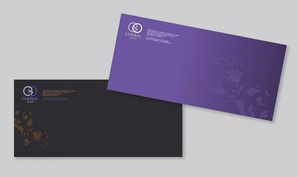 Envelope Design โกลเดอรี่