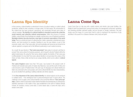 LANNA COME SPA: CI