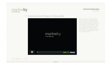 MARINKY: ARTIST PORTFOLIO