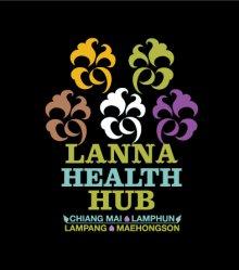 LANNA HEALTH HUB CORPORATE IDENTITY