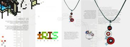 IRIS Jewelry Leaflet