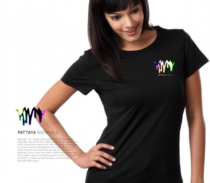 T-SHIRT DESIGN Pattaya Biennale Prototype